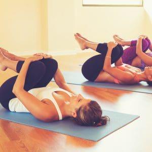 Online träning-och yogapass